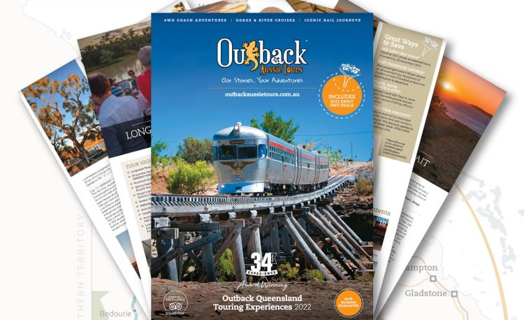 2022 outback aussie tours brochure