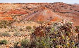 Deons Lookout View Landscape