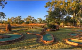 Bedrock Village Mini Golf